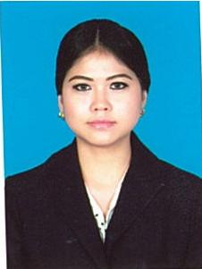 Miss.Kornwika Haddee
